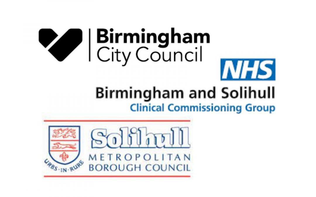 Bereavement by suicide survey – Birmingham & Solihull
